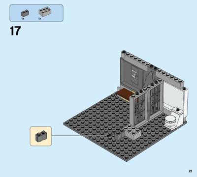 Prison Island 121