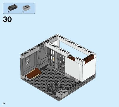 Prison Island 134