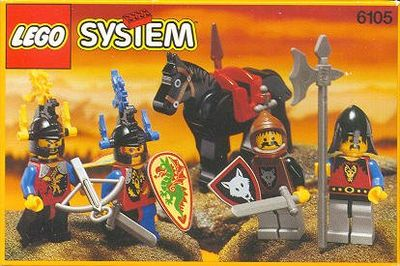 Medieval Knights 001