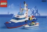 Lego - Coastal Cutter - image