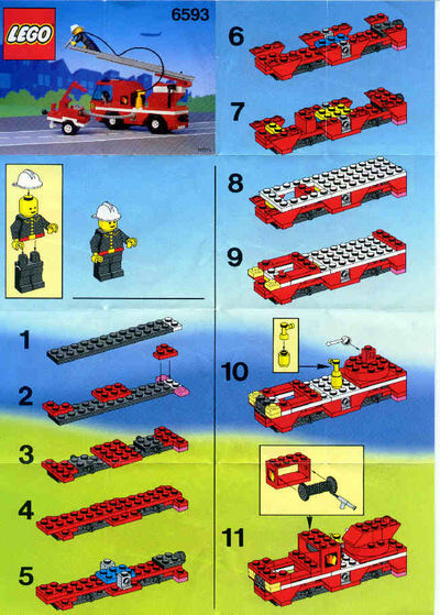 Fire Engine 001