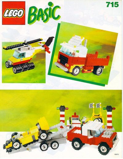 Basic Building Set 7+ 001