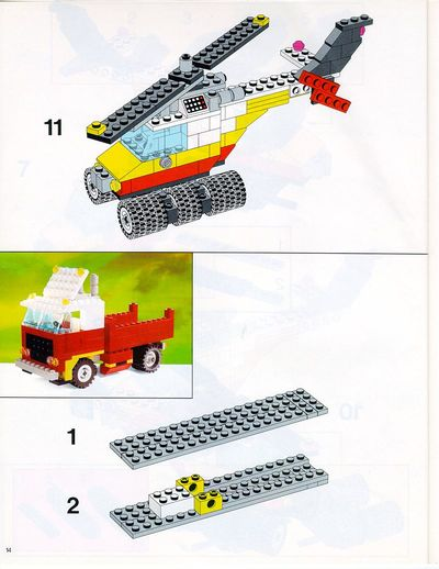 Basic Building Set 7+ 014