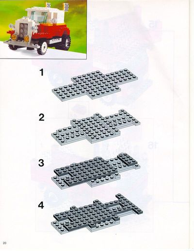 Basic Building Set 7+ 020