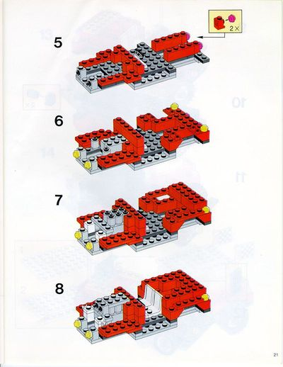 Basic Building Set 7+ 021