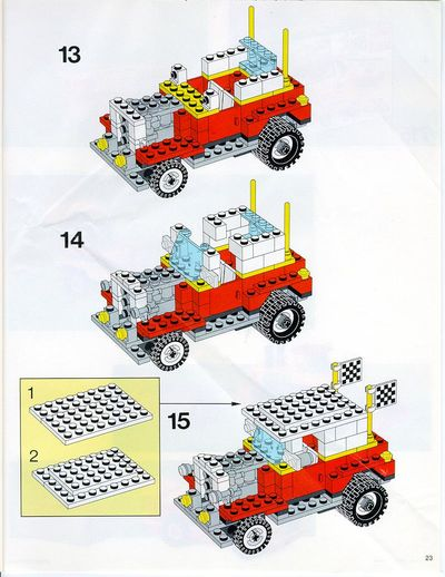 Basic Building Set 7+ 023