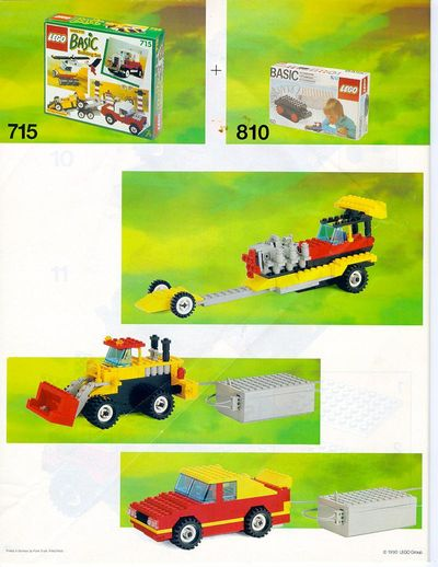 Basic Building Set 7+ 024
