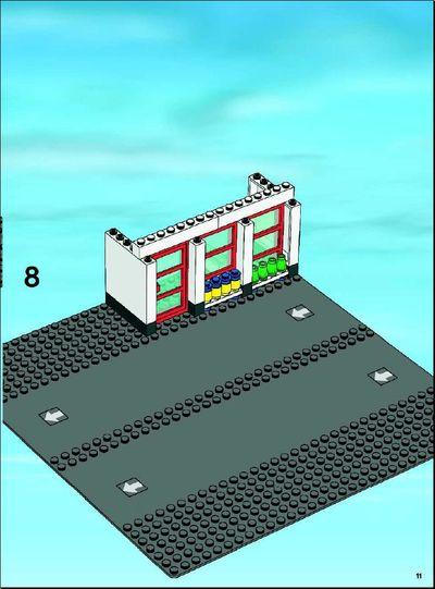 Fuel Station 023