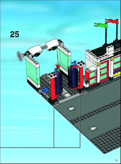 Fuel Station 043