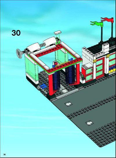 Fuel Station 048
