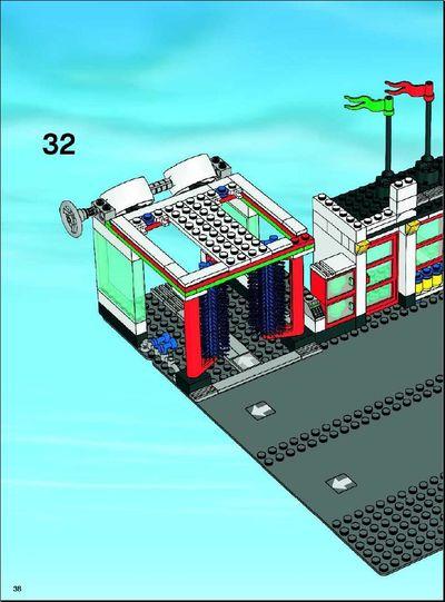 Fuel Station 050
