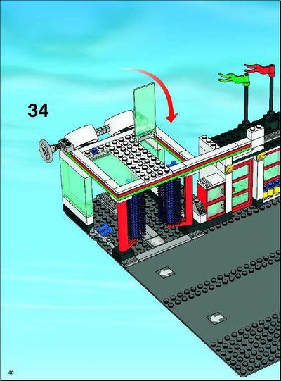Fuel Station 052