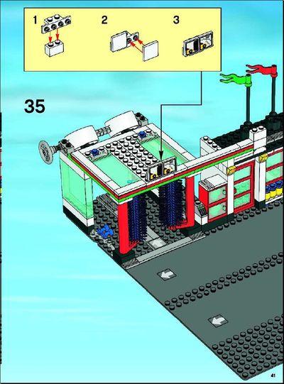 Fuel Station 053
