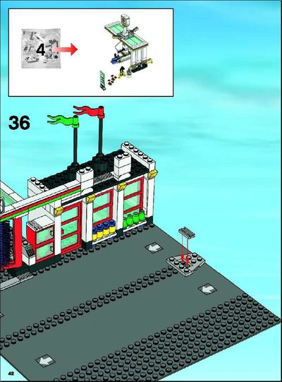 Fuel Station 054