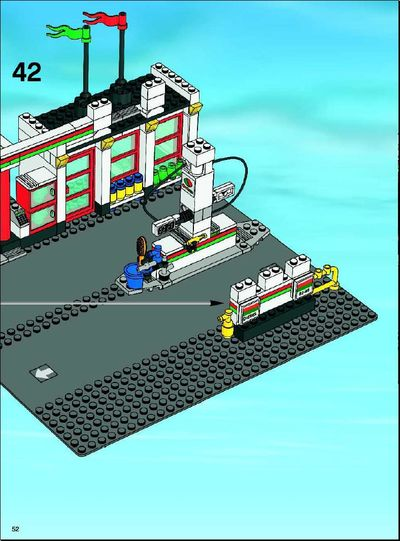 Fuel Station 064