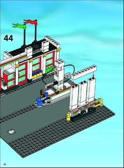 Fuel Station 066