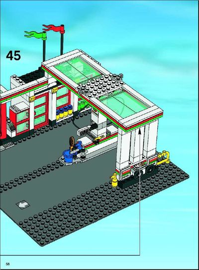 Fuel Station 070