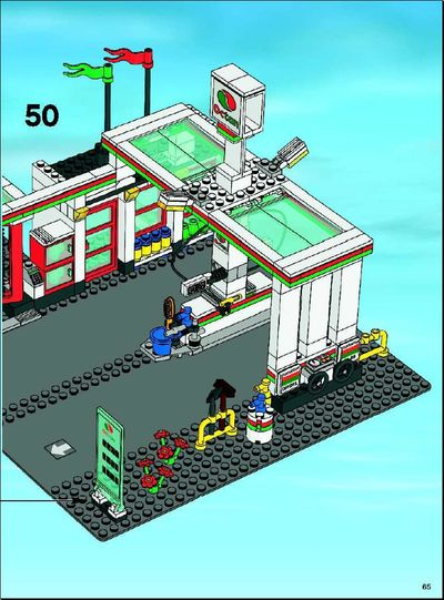 Fuel Station 077