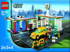 Lego - Fuel Station - image