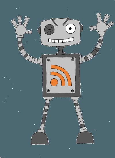 Robot rss