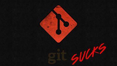 GIT sucks