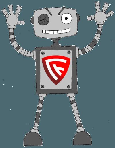 Robot CharlieBlog